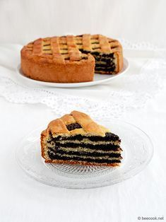 Простой пошаговый рецепт приготовления пирога с маком из творожного теста. Sweet Recipes, Cake Recipes, Sweet Pie, Fruit Tart, Russian Recipes, Homemade Cakes, Different Recipes, Cupcake Cakes, Good Food