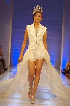 2013 S/S Couture Fashion Shows #Lourdes Atencio #8pm #Model #NewYorker Hotel