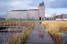 Haute Deûle River Banks - New Sustainable District. By Bruel-Delmar. « Landscape Architecture Works   Landezine