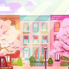 Olivia Huynh animated GIF
