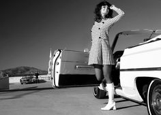 savetheflower-1967: 1966 fashion and Chrysler.