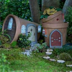 100 Best DIY Fairy Garden Ideas - Prudent Penny Pincher