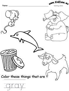 32colores en inglesgif 718957 teaching colorspreschool colorspreschool worksheetspreschool