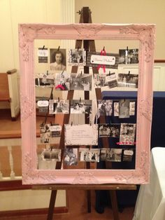 Image result for memory boards for funerals