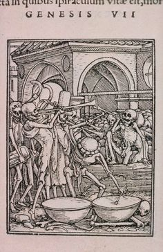Hans Holbein, the Younger (German, 1497 or 1498–1543) Dance of Death, Lyons (1538) | Museum of Fine Arts, Boston