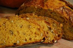 Pumpkin Sourdough | The Fresh Loaf