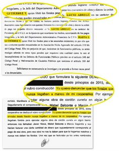 NOTICIAS VERDADERAS: SUMAN PRUEBAS EN CONTRA DE SALA Y LAS DENUNCIAS AL...