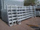 GEC 400, Weide Zaun Panel 4m x 1,6m