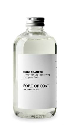 Sort of Coal - Shiro Shampoo