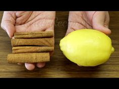 (13) Mix the lemon with cinnamon and belly fat will be gone permanently! - YouTube Fat Burning Foods, Fat Burning Workout, Detox Drinks, Healthy Drinks, Eyebrow Makeup Tips, Coconut Chutney, Health Diet, Healthy Choices, Health And Beauty