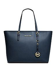 MICHAEL Michael Kors Jet Set Travel Top Zip Tote is a fun gift for mom this mother's day!