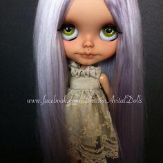 OOAK custom Blythe doll by Sharon Avital  от SharonAvitalDolls