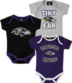 Baltimore Ravens Newborn