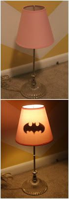 Accidentally Wonderful: Secret Batgirl Lamp