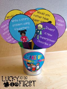 Just dropping in to say that I'm posting over a Primary Powers today! Fly on over and pick up this Superhero Wake Up Workout FREEBIE! Hope you can use these to get your day started! Second Grade Teacher, First Grade Classroom, Primary Classroom, Eyfs Classroom, Classroom Helpers, Physics Classroom, Superhero Classroom Theme, Classroom Themes, Classroom Organization