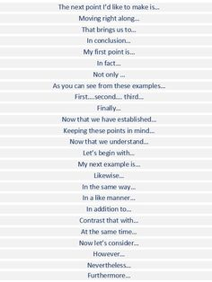 5 Steps to Reducing Filler Words in Your Vocabulary. Transitional Phrases. Words to Erase From Your Vocabulary. - learn English,words,communication,english