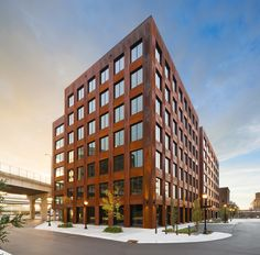 Michael Green: mass timber office building in Minneapolis - Arquitectura Viva · Architecture magazines