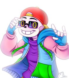 Mylee (my oc):AAAYY! LOOK AT MAH RADICAL BROSEPH! HAHA!