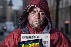 STRASSENFEGER  SUPERPENNER - Johannes Stoll   Art Direction & Design