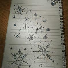 December ❄