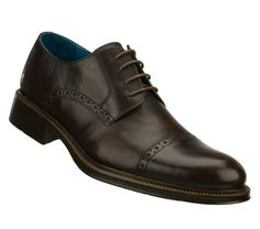 853ac65d6e723 Mark Nason by Skechers Shoes 68005 Brown Dress New Men Leather Lace Up Wing  Tip