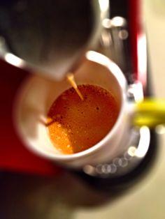 Guten Morgen…es ist ein wenig frisch heute da nehme ich doch einen #Arpeggio #Kaffee von @Nespresso der wärmt
