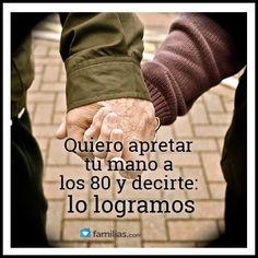 www.familias.com frases de amor matrimonio familia vida hijos #familiafrases