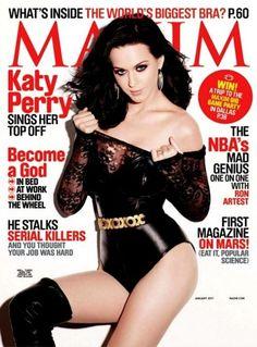 Katy Perry x Maxim
