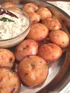 kara kuzhi paniyaram recipe