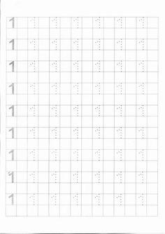 Shape Tracing Worksheets, Writing Practice Worksheets, Kindergarten Math Worksheets, Homeschool Kindergarten, Preschool Learning Activities, Preschool Printables, Writing Activities, Preschool Activities, Numbers Preschool