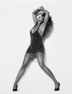 The amazing Tina Turner