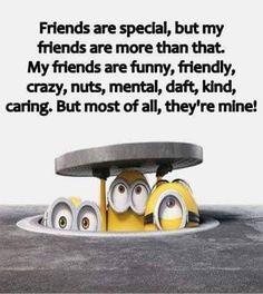 Minions friends