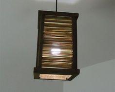 Lustre de Bambu Japonês