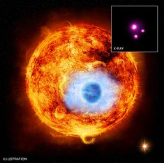 HD 189733: NASA's Chandra Sees Eclipsing Planet in X-rays for First Time