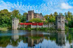 Caverswall Castle , Stoke On Trent