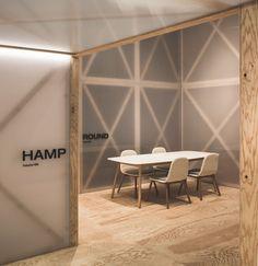 POINT Stand in Salone Internazionale del Mobile 2016 in Milan