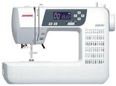 Швейная машина Janome DC 2160 (Decor Computer)