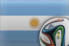 Argentina na Copa 2014 #futebol