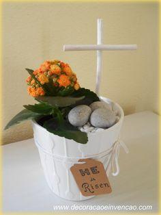 *Decoração e Invenção*: SEGUNDA PÁSCOA LINDA - Vasinho de Páscoa