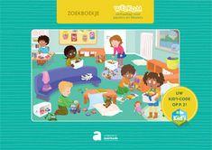 Welkom : onthaaltaal voor peuters en kleuters : zoekboekje