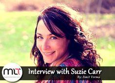 Interview with Suzie Carr (Novelist)