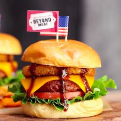 BBQ Beyond Burger - Memorial Day Special  height=
