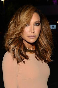 gorgeous mid-length cut!