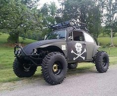 Vw Baja Bug, Vw Bugs, Cool Trucks, Cool Cars, Vw Rat Rod, Auto Volkswagen, Offroader, Beach Buggy, Lifted Cars