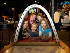 Student Learn the Science Behind an Arch Science Gallery, Student Learning, Arch, Entertaining, Arches, Bow, Entertainment, Belt