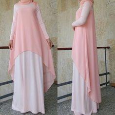 Новости Modern Hijab Fashion, Islamic Fashion, Abaya Fashion, Modest Fashion, Fashion Dresses, Muslim Dress, Hijab Dress, Hijab Outfit, Moslem Fashion