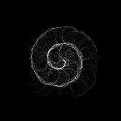 GIFs impresionantes creados usando Procesamiento por Josip Amadeus Ceric , un artista de 17 años de Zagreb, Croacia.