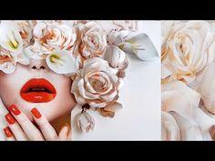 Découvrez comment fabriquer ce superbe tableau en 3D : ''Femme fleurs''. Cet atelier vous offre tout un tas d'astuces pour réussir vos créations en 3D.