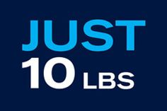 The Just 10 Challenge is about making a small commitment with a huge payoff. Losing just 10 pounds can lower your blood pressure, reduce your risk for a stroke, ward off dementia, lower your risk for uterine and breast cancer, and lower your cholesterol up to 10%. Change the health of America, 10 pounds at a time.  #DrOz #WeightWatchers