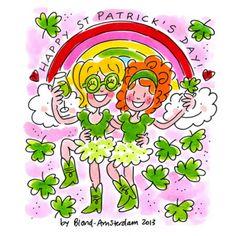 St Patricks Day! - Blond Amsterdam
